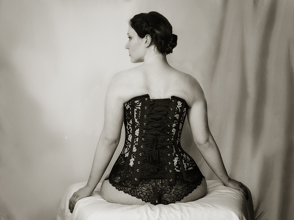 classic corset - charles i. letbetter