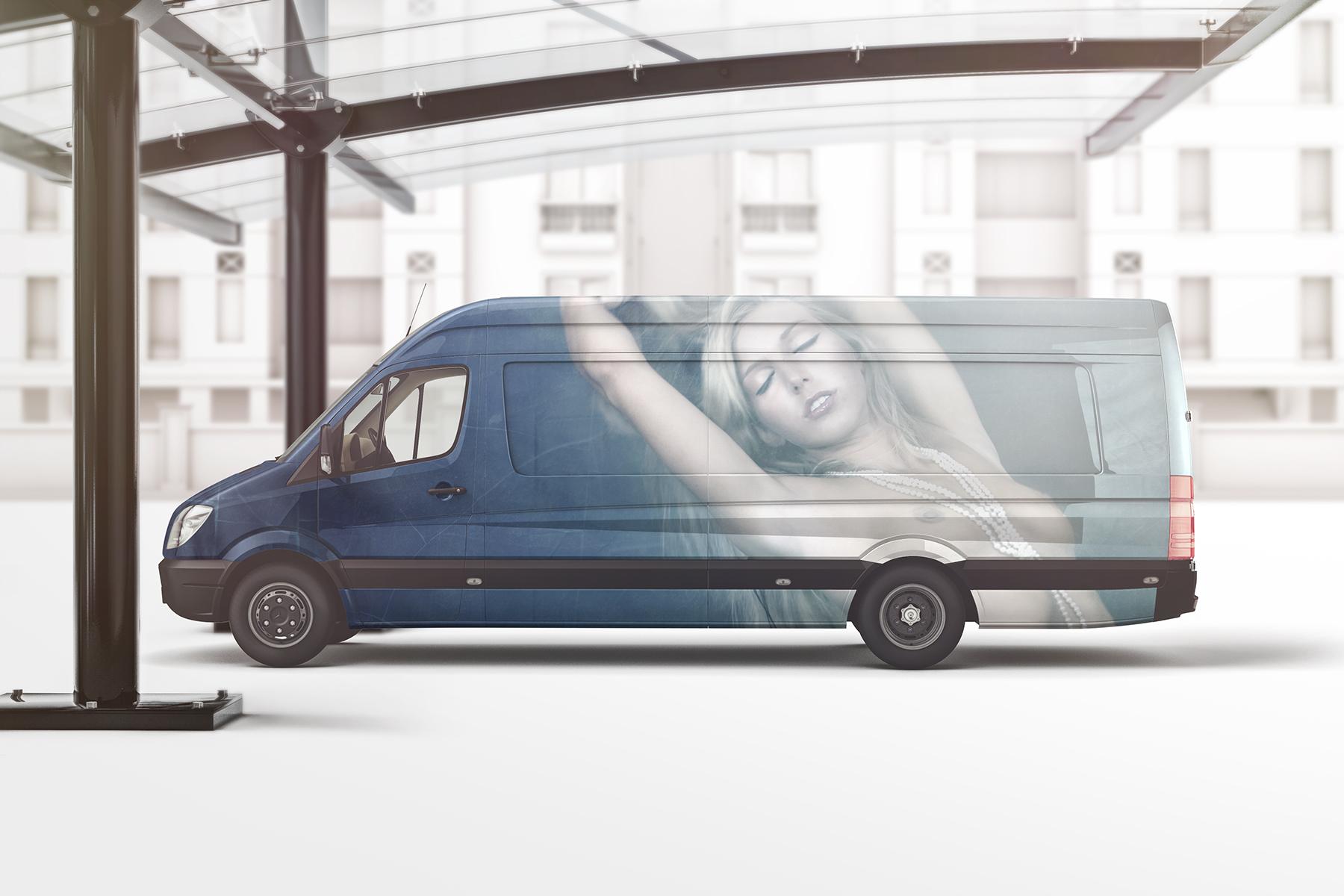 Long Van Wrap