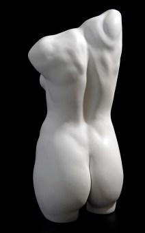 Female-Torso,-back