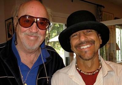 My artist Dad (on the left) Charles Bragg.
