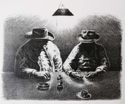 The Drinker and the Drunk