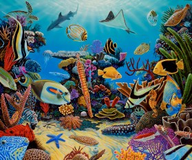 Rescue the Reefs
