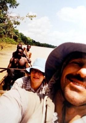 Up the Zambezi River