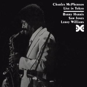 "Jazz rerelease Charles McPherson ""live in Toyko"""