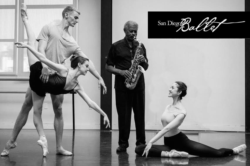San Diego Ballet with Charles McPherson.