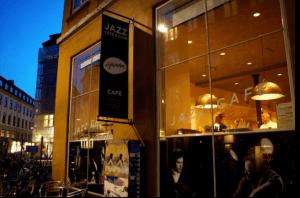 The famous Jazzhus Montmartre in Copenhagen.