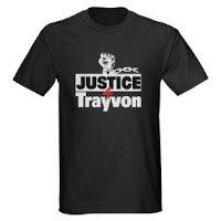 trayvon tshirt