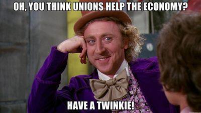 unions twinkie