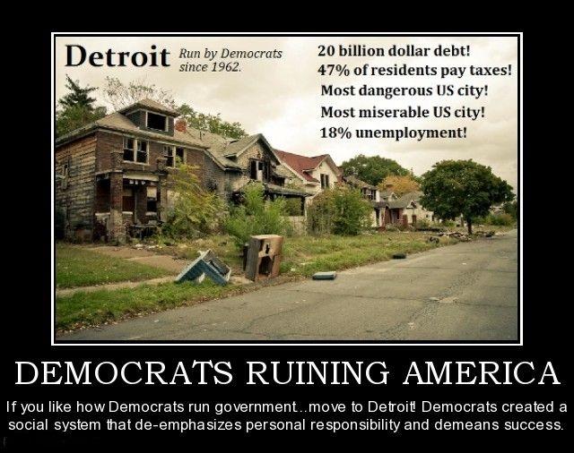 Democrats Detroit