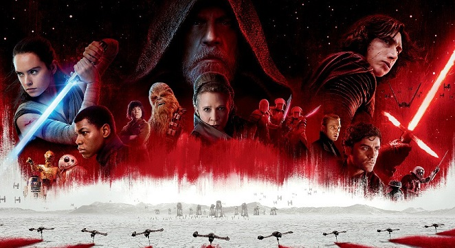 My Obligatory Review of Star Wars: The Last Jedi