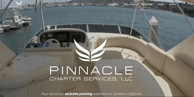 pinnacle charters