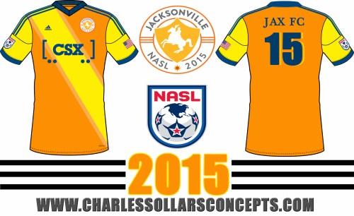 Jax NASL 15