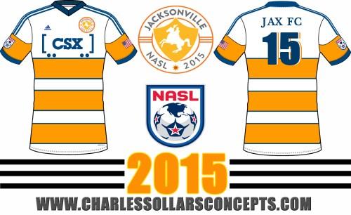 Jax NASL 23