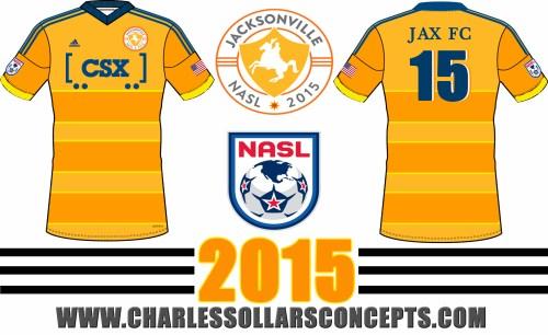 Jax NASL 27