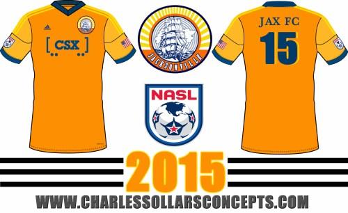 Jax NASL 9