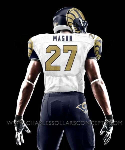 rams MASON GOLD
