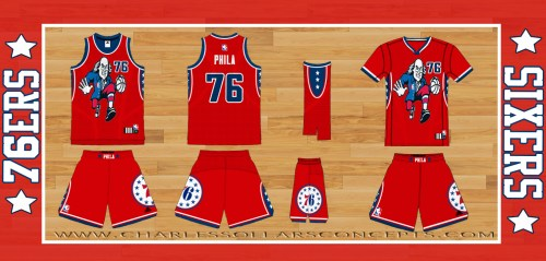 76ERS red frank 2