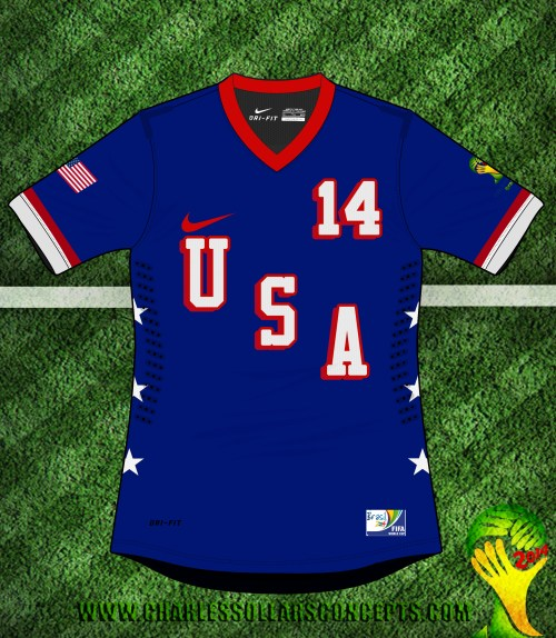 USA world cup 15