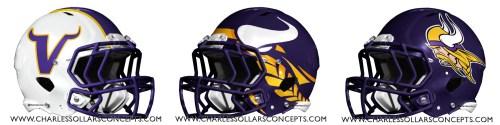 vikings 3 helmets
