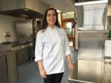 Leah Kiro is Mr Roux's fourth apprentice and is working at Cromlet.