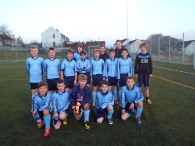 Our S1 Football Team