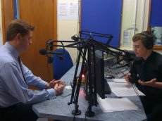 Danny Alexander Interview
