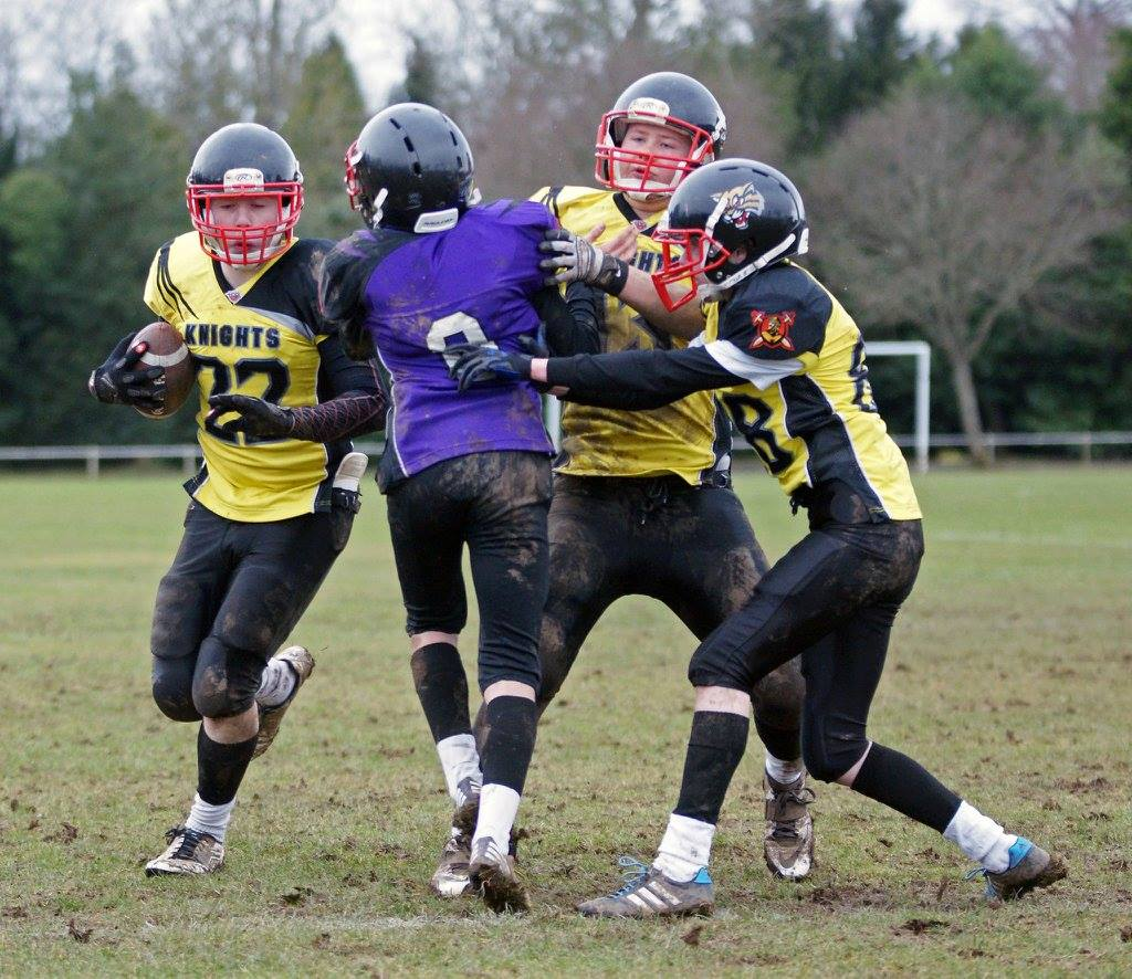 american football results