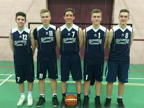 Senior Basketball Team