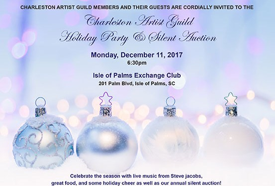 2017 Holiday Party and Silent Auction