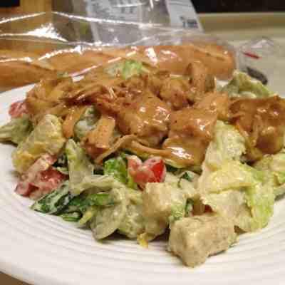 Cesar Tortellini Salad with Pork - Charleston Crafted