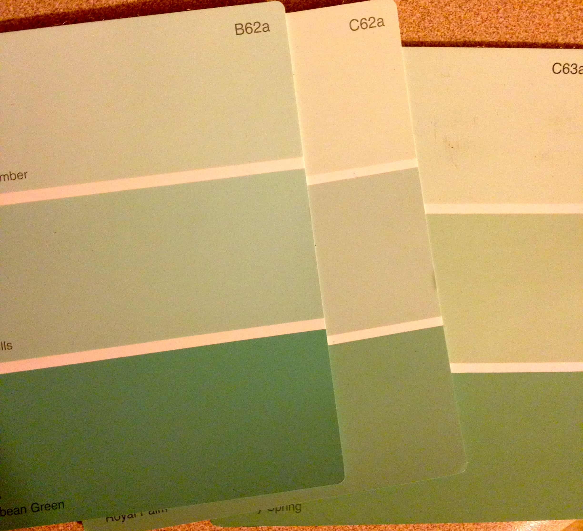Picking Paint Colors • Charleston Crafted