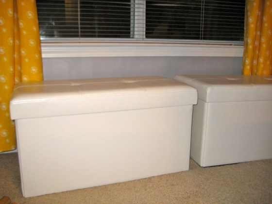 Adding Feet to a Window Seat Bench - Charleston Crafted
