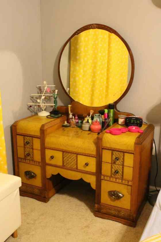 Restoring an Old Wooden Vanity- Charleston Crafted