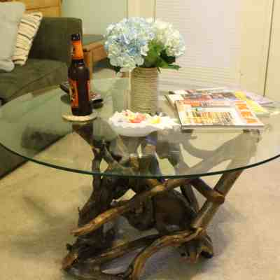 driftwood coffee table archives • charleston crafted