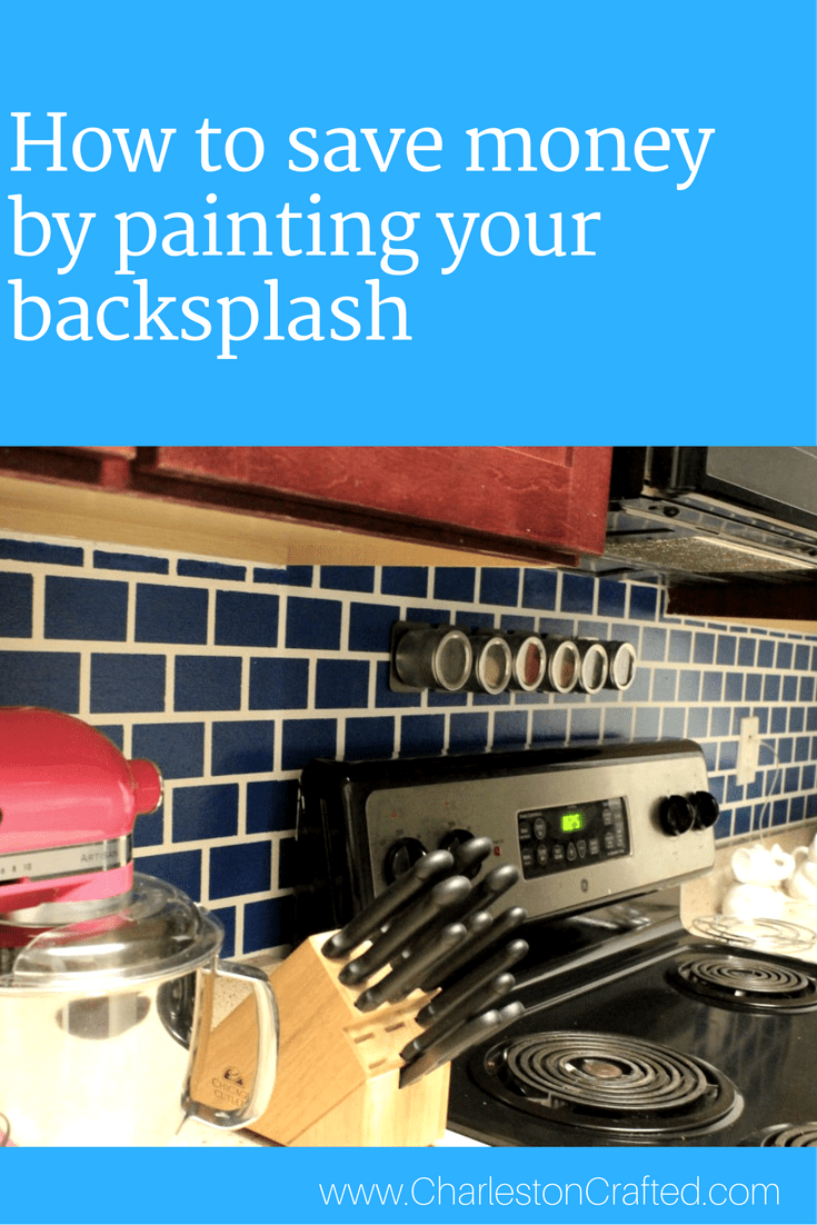 A Brand New Backsplash! • Charleston Crafted