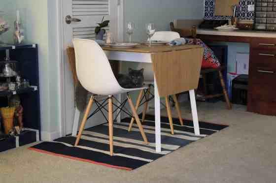 Updated Kitchen Rug - Charleston Crafted