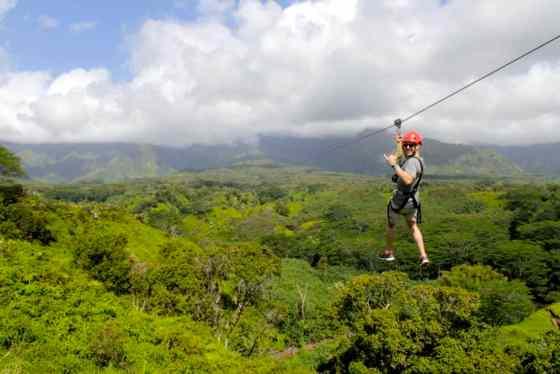 Kauai Backcountry Adventures Ziplining - Charleston Crafted