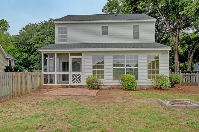 initial back of house - charleston crafted