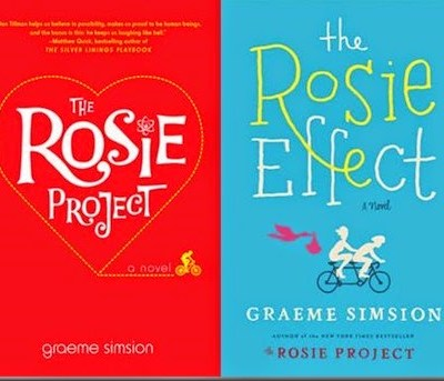 Book Review: The Rosie Project & The Rosie Effect