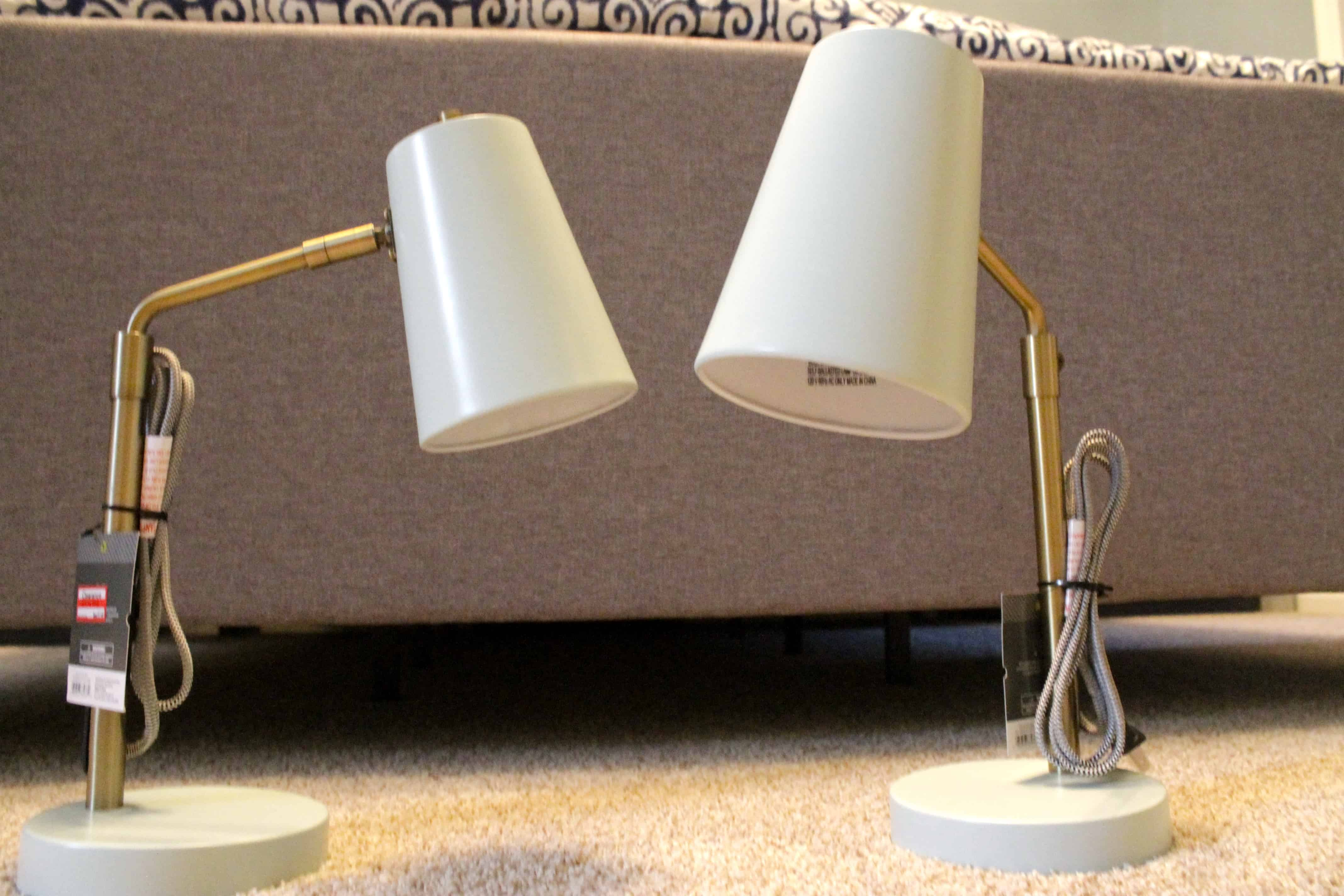 mounting desk lamps on the wall charleston crafted. Black Bedroom Furniture Sets. Home Design Ideas