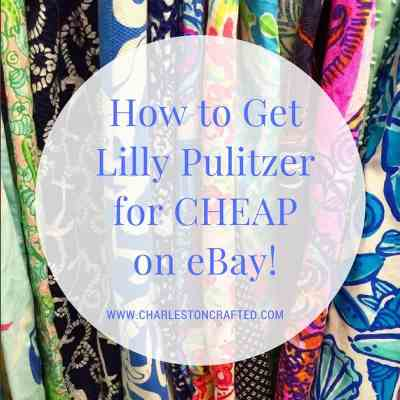How to Get Lilly Pulitzer for Cheap on eBay