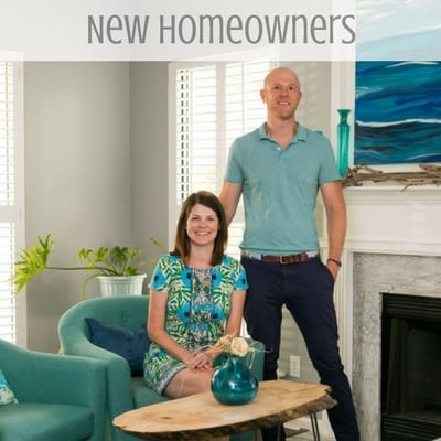 New Homeowners - Charleston Crafted