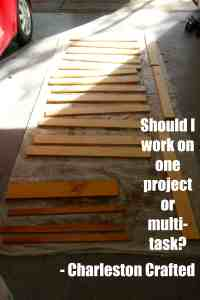 One Project or Multi Task - Charleston Crafted