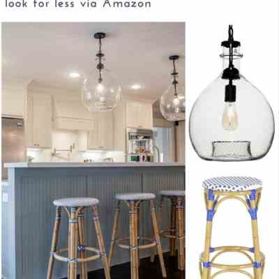 Get the Fixer Upper Beach House Look from Amazon - Charleston Crafted