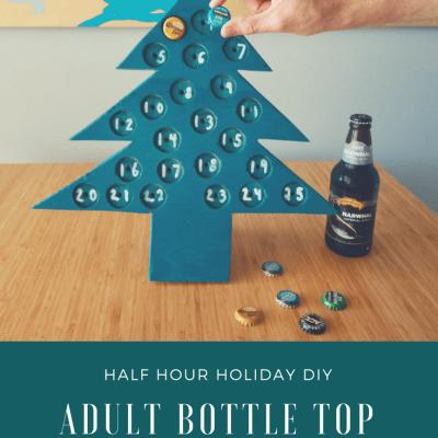 Half Hour Holiday: An Adult Advent Calendar