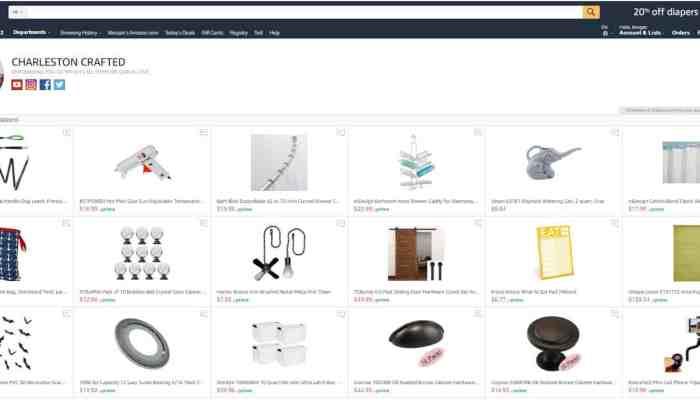 Our Amazon Shop