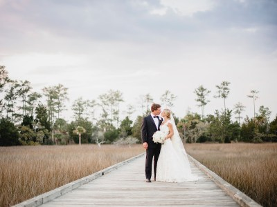 Ellie + Curtis: Daniel Island Club