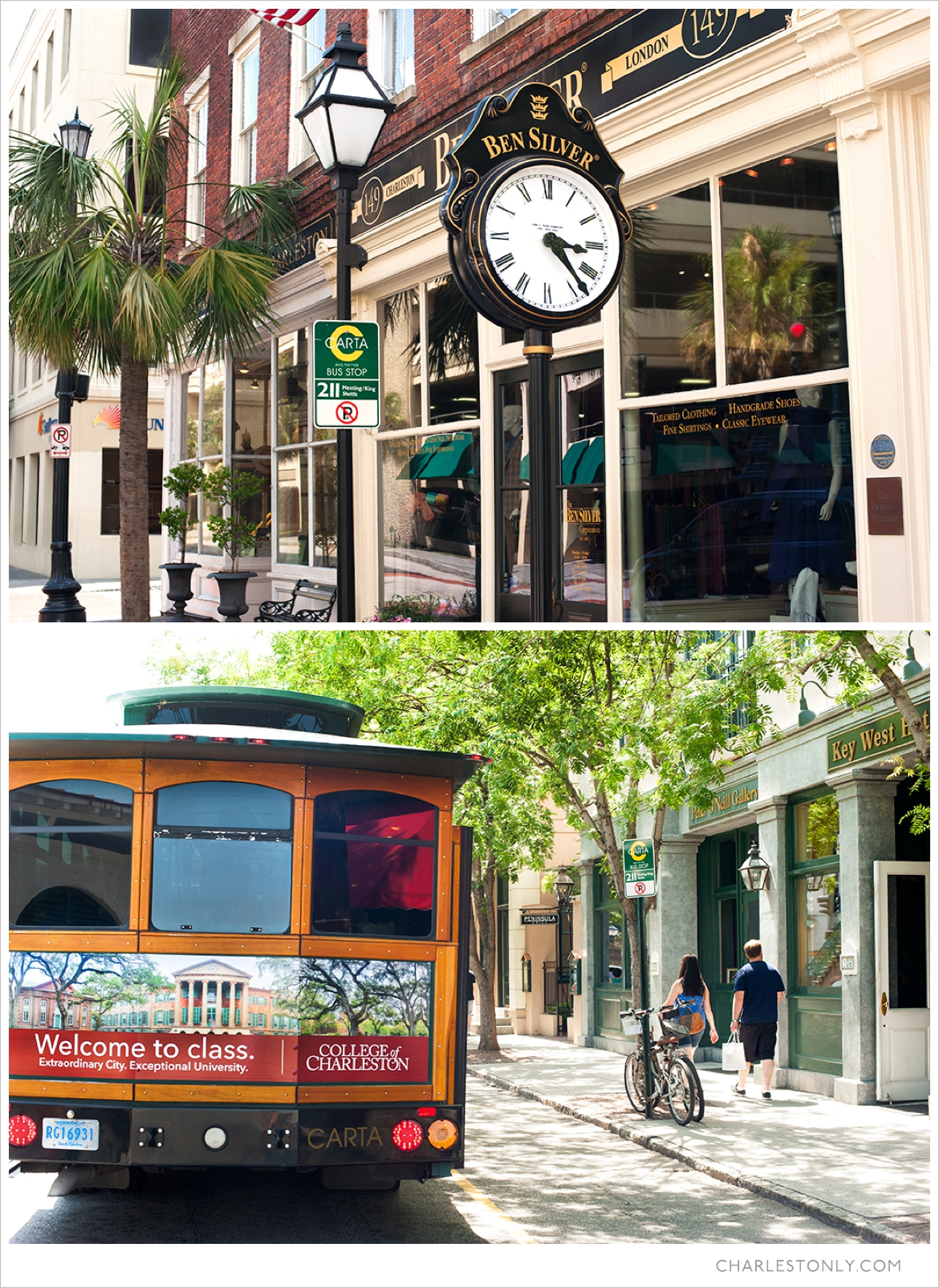 Do You Know Dash? - Explore Charleston Blog Charleston Trolley Map on