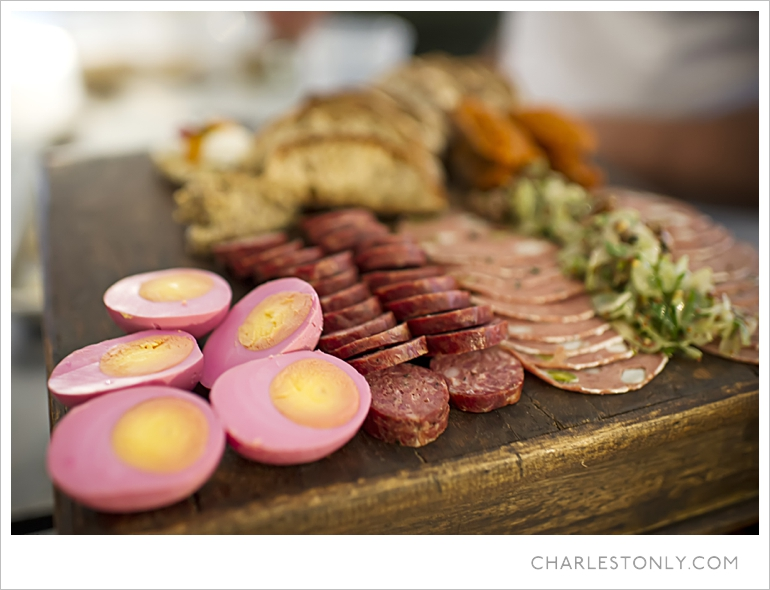 Gourmet Pickled Eggs in Charleston