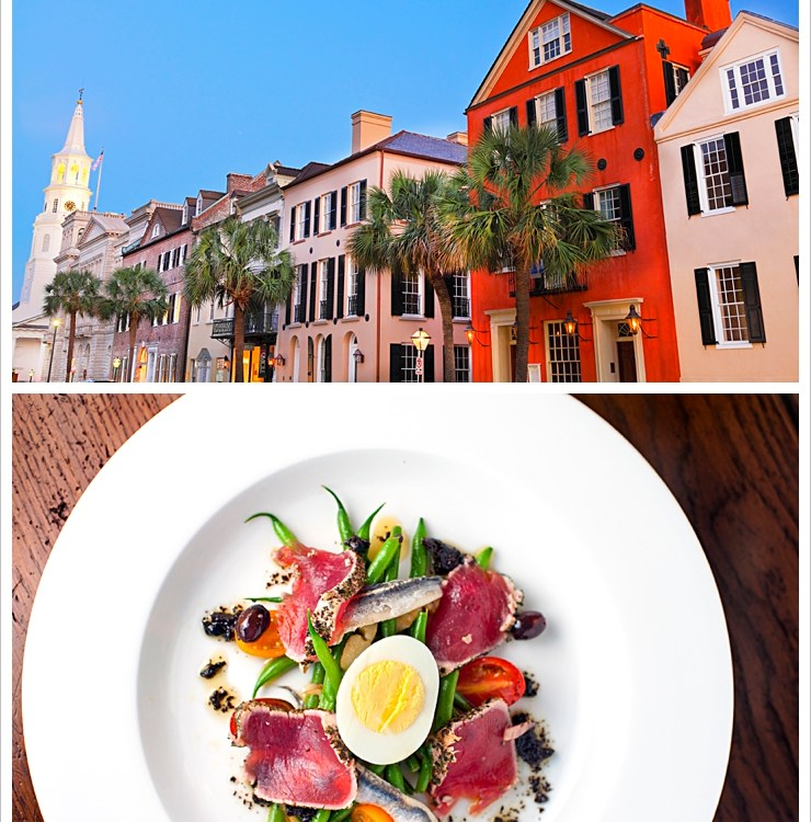 The Culinary Side of Charleston, S.C.
